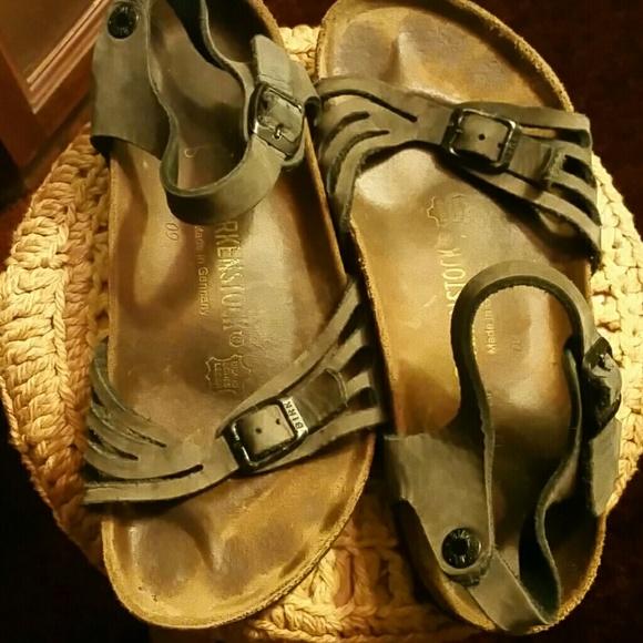 1c75b9ce13a Birkenstock Shoes - Birkenstocks Bali sandal size 37